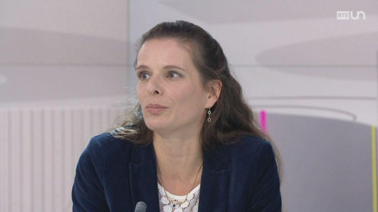 Séverine Sigrist (F): le pancréas bio-artificiel [RTS]