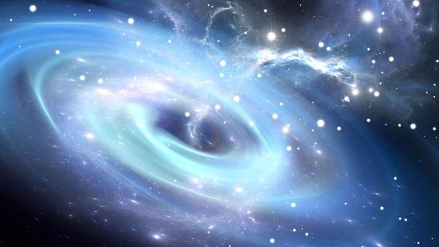 """L'univers et les galaxies sous la loupe de """"Babylone"""". [pitris - Fotolia]"""