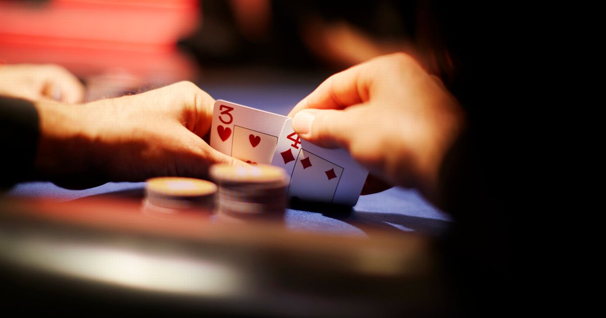 Online casino poker real money
