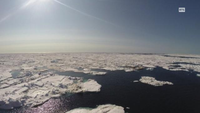 L'Arctique, une bombe à retardement [RTS]
