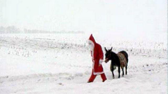 Surtout ne confondez pas saint Nicolas et le Père Noël!