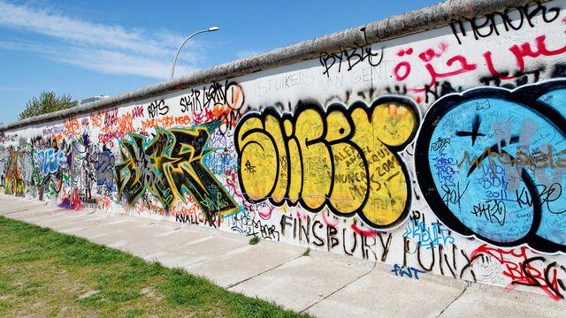 Mur de Berlin [Bruno Bernier - Fotolia]