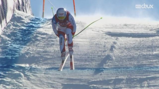 Ski Alpin - Descente de Beaver Creek: l'inarrêtable Svindal termine premier [RTS]