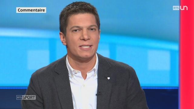 Hockey: Marc-André Berset revient sur les dernières péripéties concernant l'équipe de Suisse [RTS]