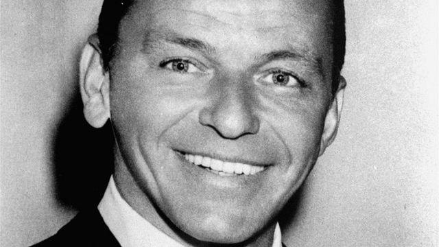 Frank Sinatra en 1963. [AP - Keystone]