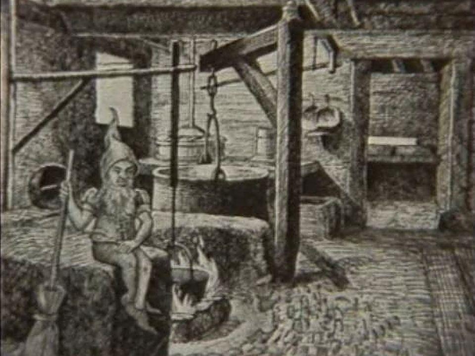 Histoires de gnomes racontée par le fribourgeois Francis Brodard. [RTS]