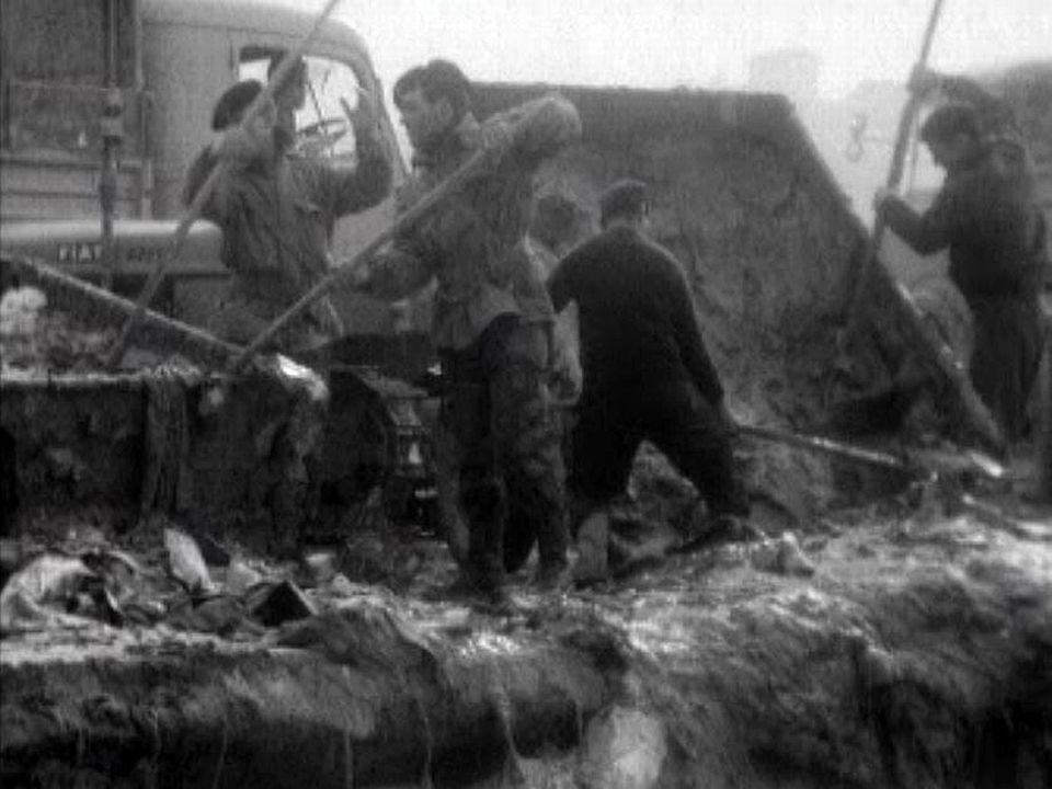 Un torrent de boue ravage Florence et ses richesses artistiques.