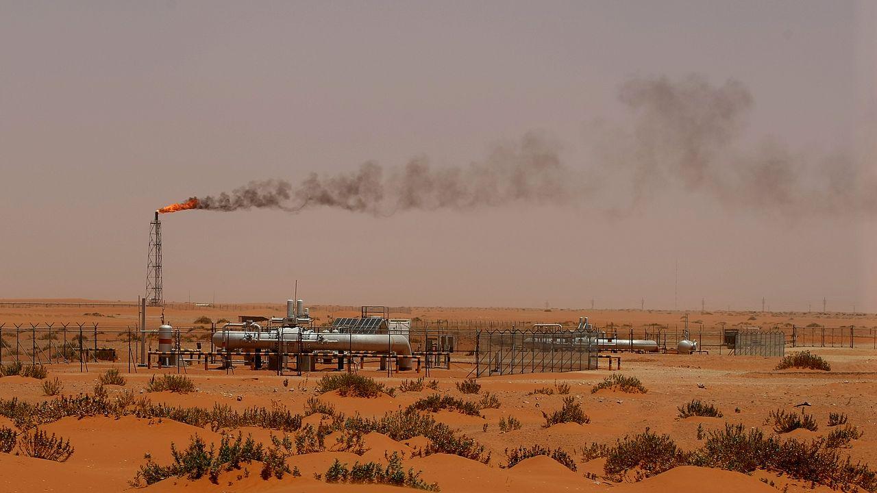 Les prix du pétrole chutent depuis plusieurs mois. [Marwan Naamani - AFP]
