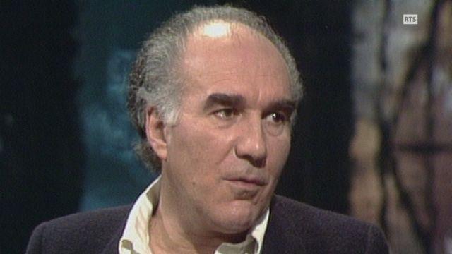 Michel Piccoli en 1982. [RTS]