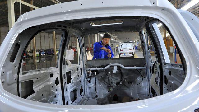 La Chine ambitionne de devenir le premier marché de l'automobile électrique. [China Daily - Reuters]