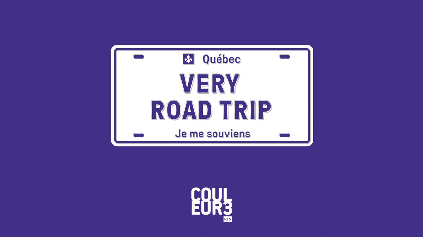 Very Road Trip - Couleur 3