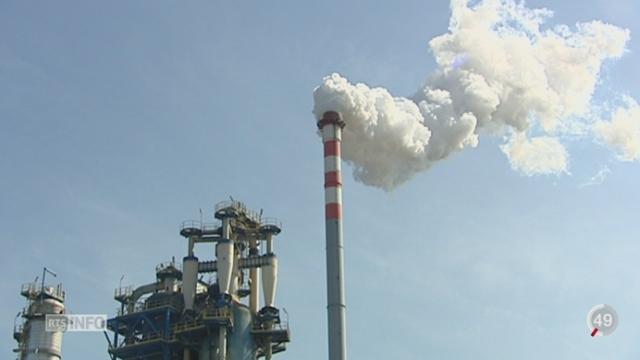 Climat: la Suisse traque la pollution de l'air, et plus particulièrement les particules fines [RTS]