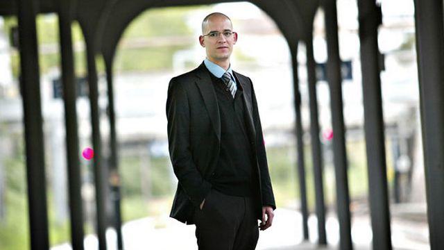 Louis Perron, politologue et conseiller politique. [perroncampaigns.com]