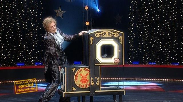 Patrick Lapp, apprenti magicien. [RTS]
