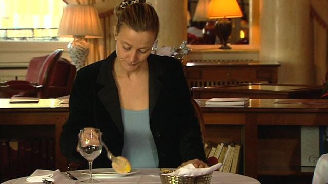 Dégustation de foie gras dans l'émission A bon entendeur, 2007. [RTS]