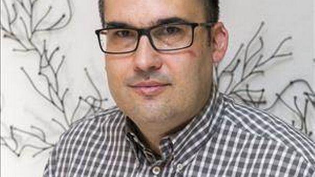 Sébastien Fanti, préposé valaisan à la protection des données. [Keystone]