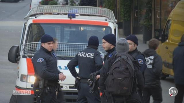 Genève en alerte: la situation inquiète les Genevois et soulève beaucoup de questions [RTS]