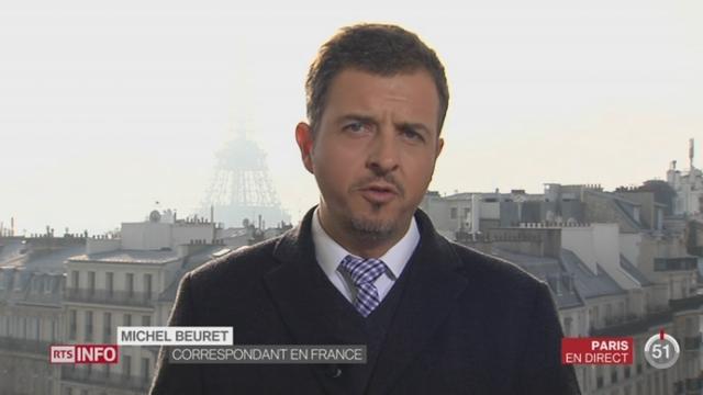 Élections régionales en France: les précisions de Michel Beuret à Paris [RTS]