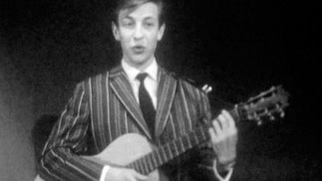 Henri Dès en 1962. [RTS]