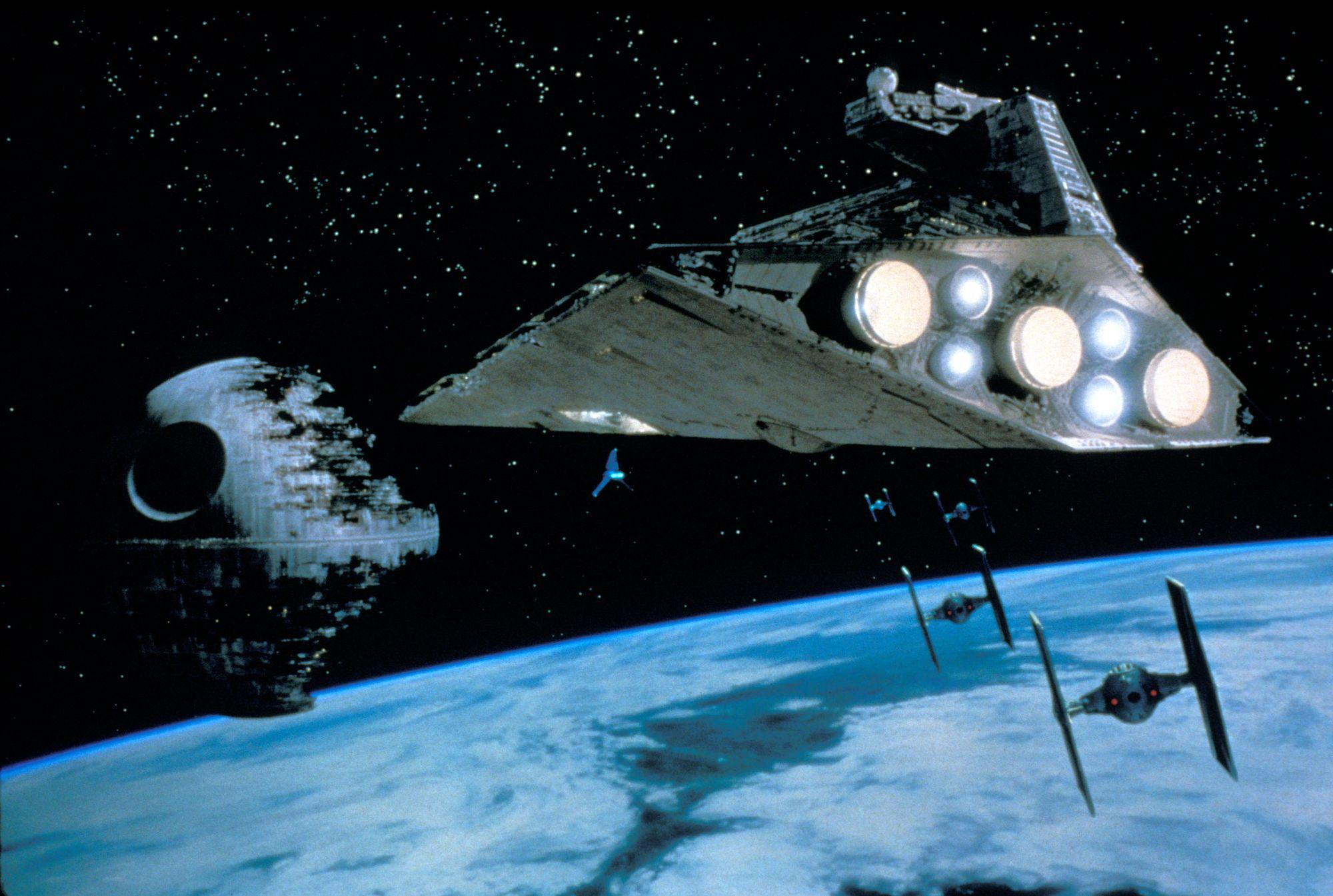 La Saga Star Wars Imaginée Par George Lucas Célèbre Ses 40