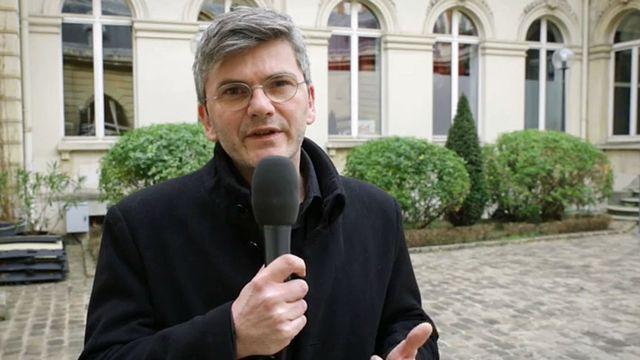 Nicolas Lebourg. [PS - Dailymotion]