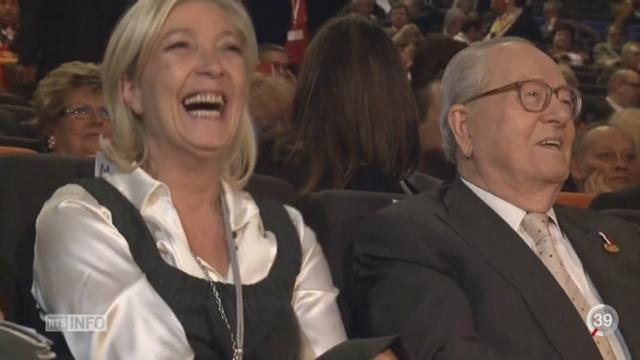 Élections régionales en France: le FN a subi une défaite électorale [RTS]