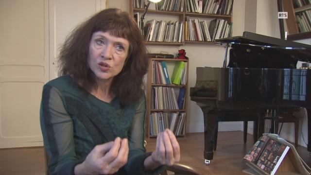 Nancy Huston, écrivaine : Darwin et le féminisme [RTS]