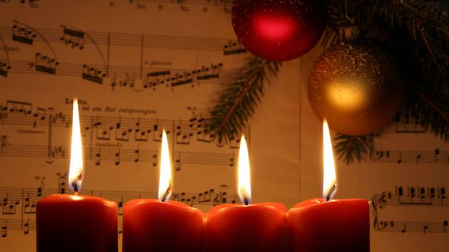 La musique et Noël. [Alexander Zlatnikov - Fotolia]