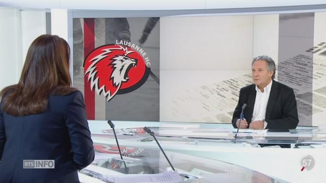 Hockey: le conseil d'administration du LHC pose un ultimatum à son actionnaire majoritaire [RTS]