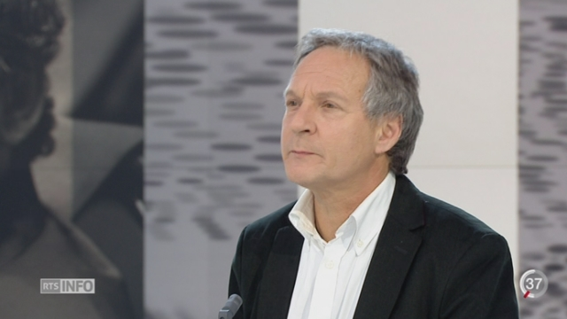 Suspension Sepp Blatter - Michel Platini: le point avec Pierre-Alain Dupuis, chef rubrique sports [RTS]