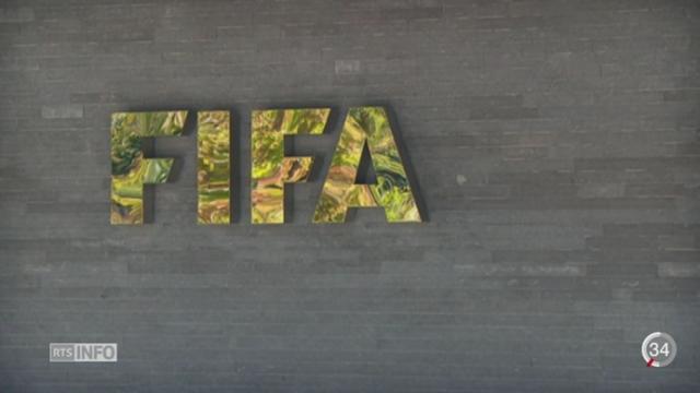 La commission d'éthique de la FIFA condamne Blatter et Platini à huit ans de suspension [RTS]