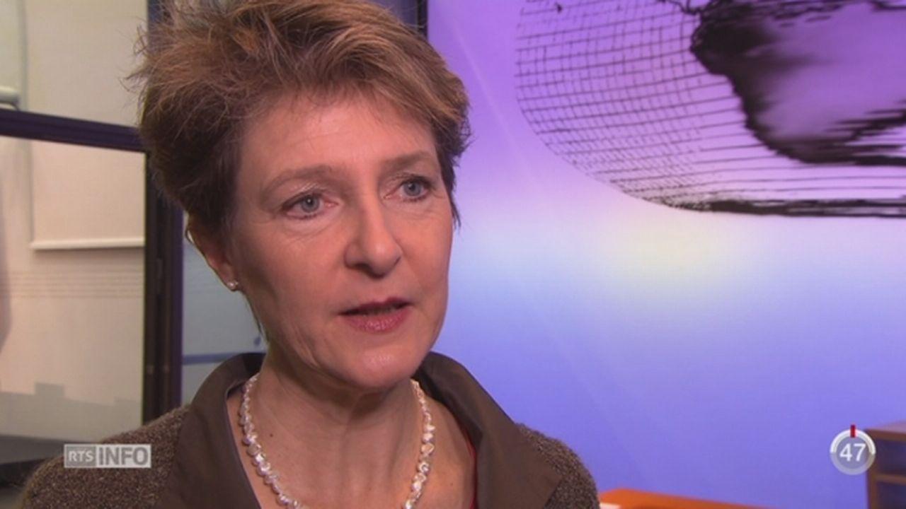 BE: l'UDC lance une nouvelle initiative pour le renvoi des criminels étrangers [RTS]