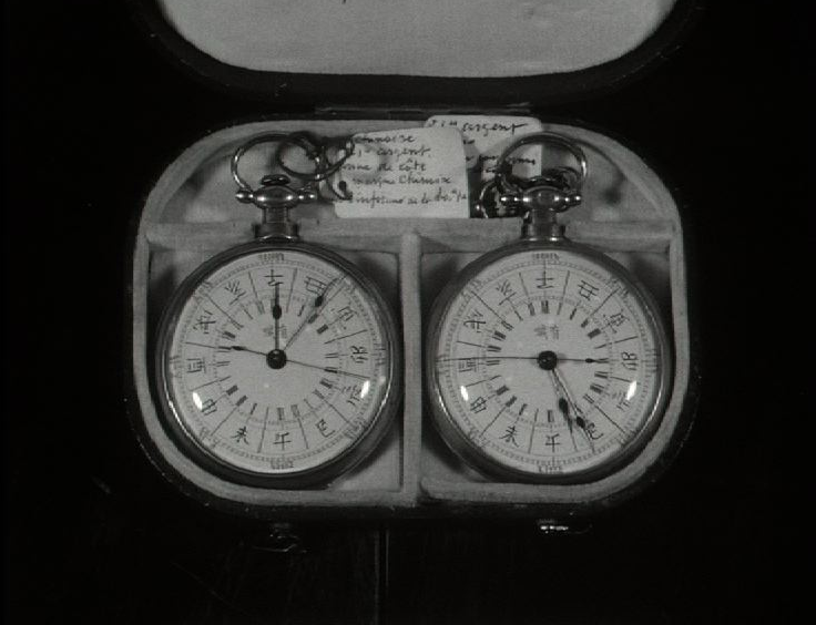 Les montres chinoises Bovet