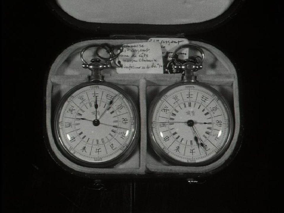 Les montres chinoises des frères Bovet de Fleurier. [RTS]