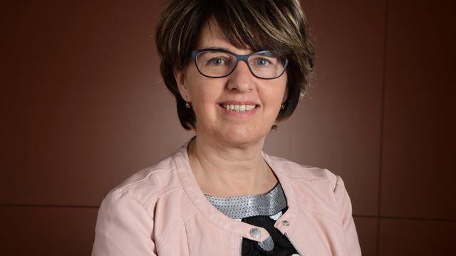 Elisabeth Baume-Schneider. [Keystone]