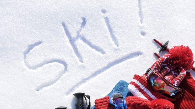 C'est la saison du ski! [David Franklin - Fotolia]