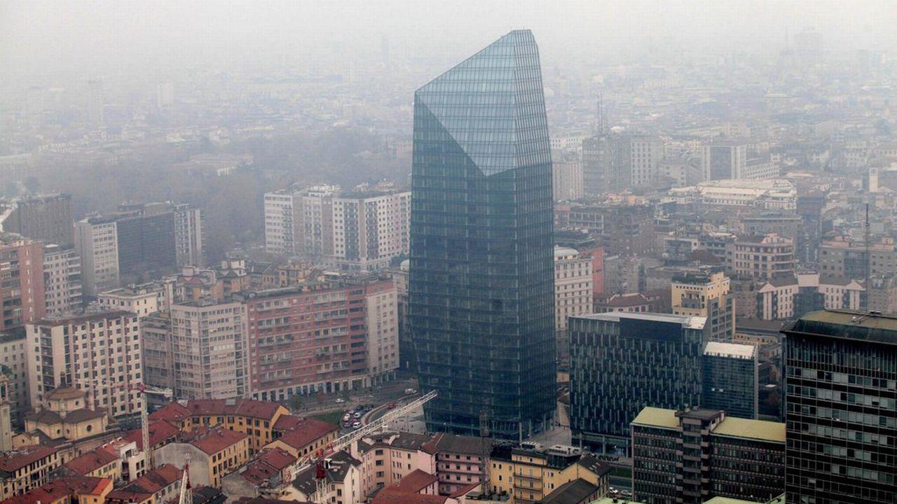Milan a pris des mesures pour lutter contre la pollution. [Stephano Porta - EPA/Keystone]