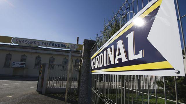Tombé en mains publiques, le site de Cardinal devrait abriter un parc technologique et d'innovation. [Peter Schneider - Keystone]