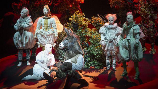 """""""A Midsummer Night's Dream"""" de Benjamin Britten"""