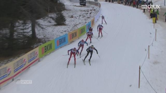 30km messieurs - Dario Cologna (SUI) remporte la 12e place du classement [RTS]