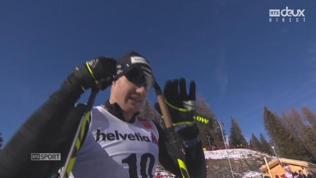 10km poursuite messieurs: Martin Sundby (NOR) s'impose devant Petter Northug (NOR) 2e, Finn Haagen Krogh (NOR) 3e et Dario Cologna se classe 8e [RTS]
