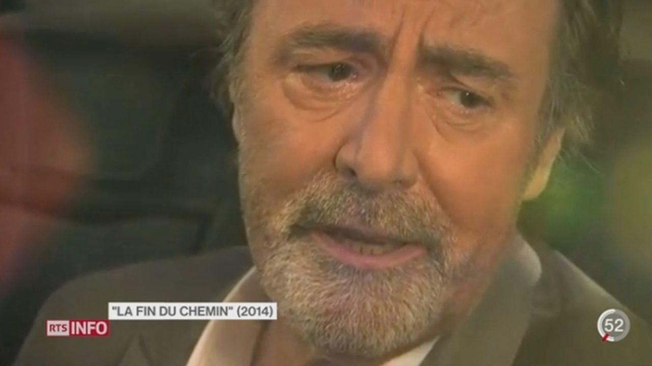 Michel Delpech est mort après un long combat contre la maladie à l'âge de 69 ans [RTS]