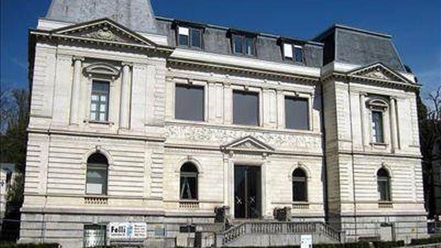 Le Musée Jenisch de Vevey en juin 2012. [Wikimédia]