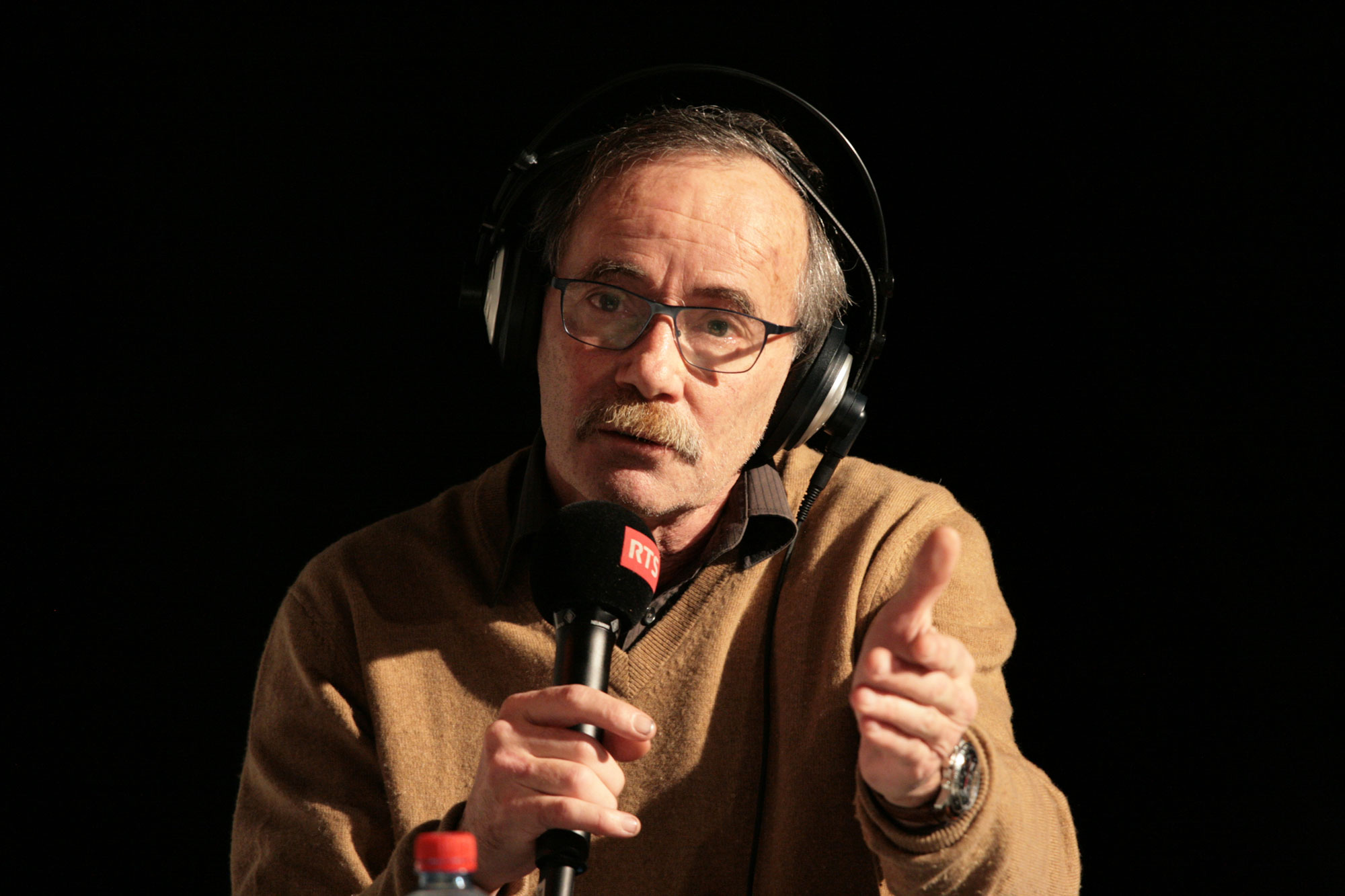 Thierry Barrigue.