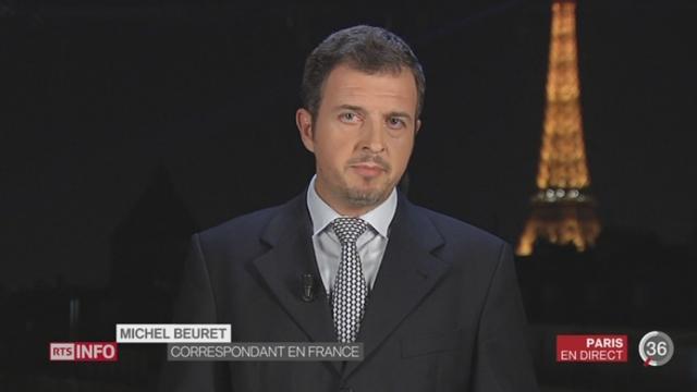 Charlie Hebdo - Commémorations: les précisions de Michel Beuret, à Paris [RTS]