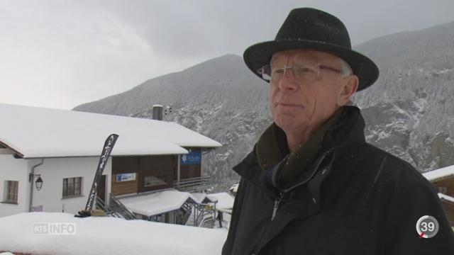 Suisse: le manque de neige a quelque peu perturber le tourisme [RTS]