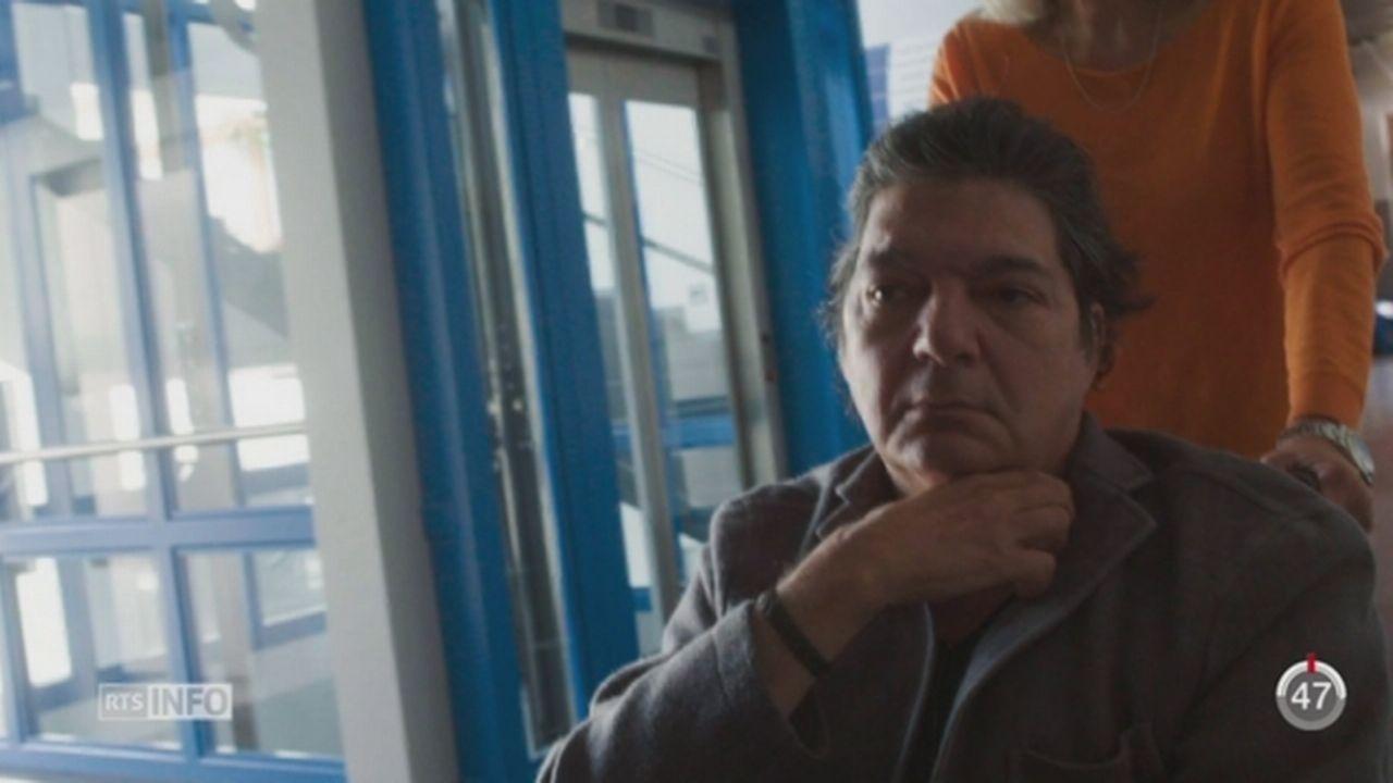 GE: Dominique Warluzel a été arrêté pour tentative de meurtre contre une aide-soignante [RTS]