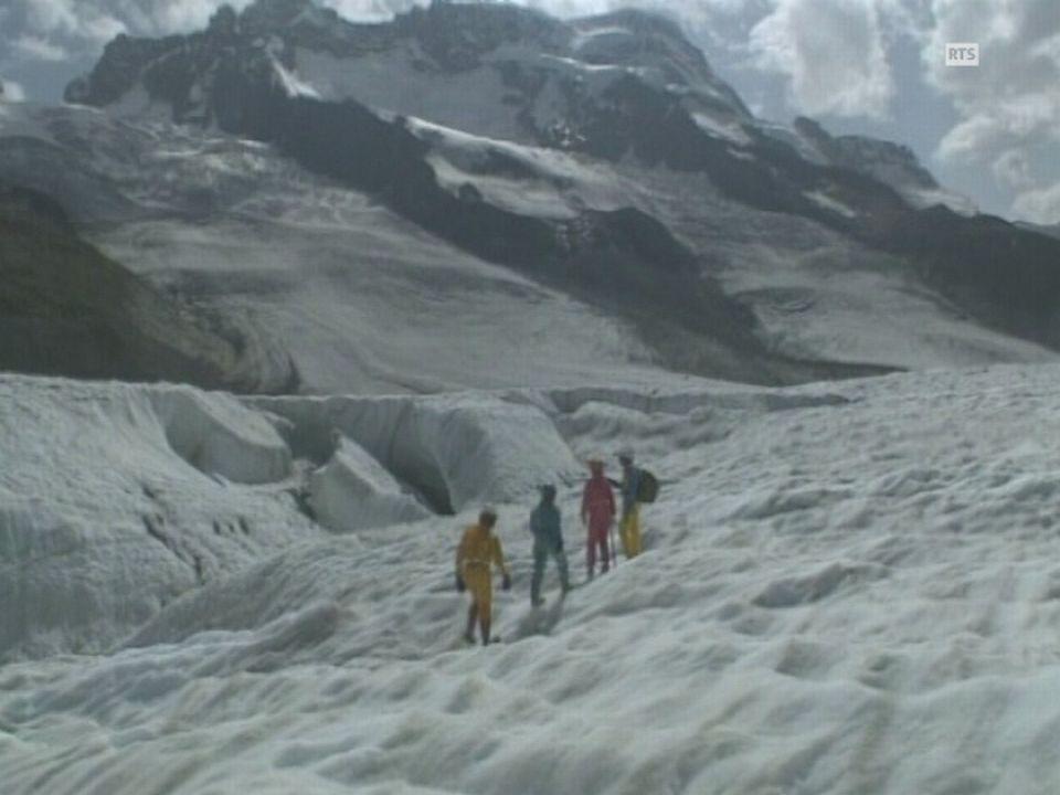 C'est ça un glacier ? [RTS]