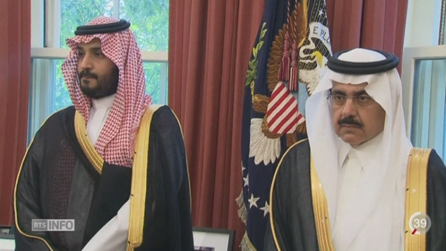 L'Arabie saoudite est affaiblie par la baisse du prix du pétrole et ses pratiques judiciaires barbares [RTS]