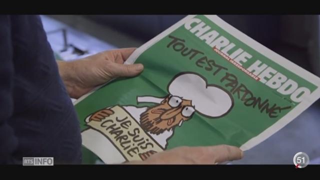 Un documentaire de Daniel et Emmanuel Leconte rend hommage aux victimes de Charlie Hebdo [RTS]